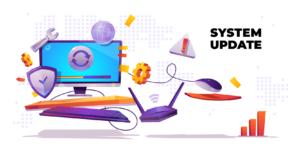 System update serwis Grajewo